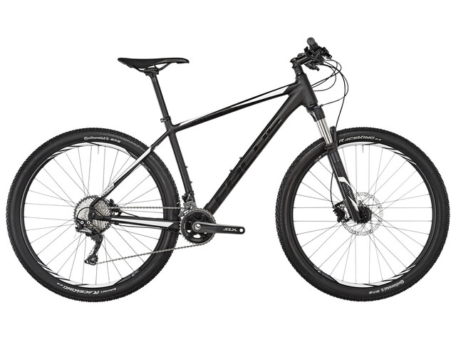 2. Wahl: FOCUS Bikes Black Forest Lite magic black matt